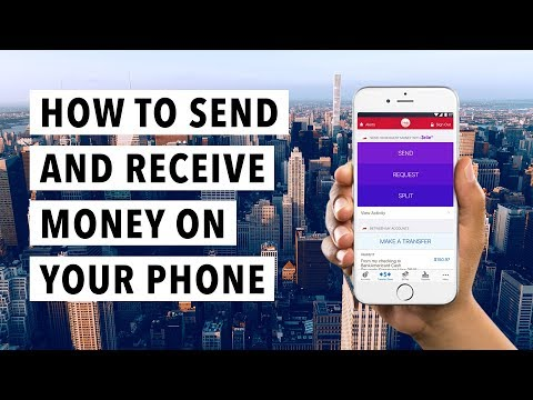 How to send money zelle bank of america