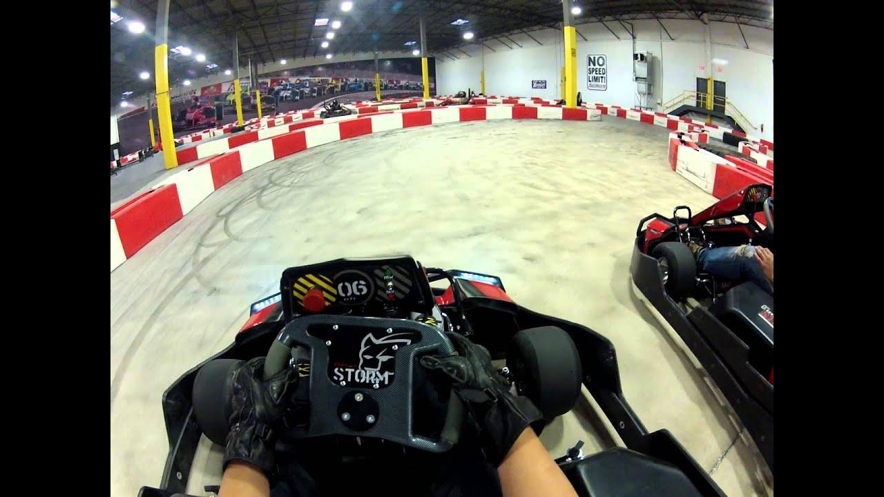maryland kart Autobahn Indoor Speedyway Jessup, MD 5/27/2013   YouTube maryland kart