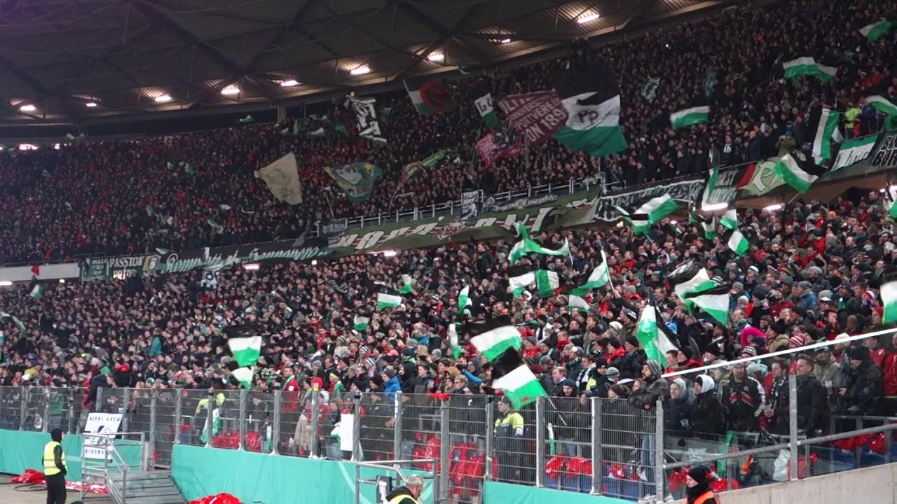 Hannover 96 Gegen Eintracht Frankfurt