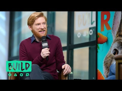 How Domhnall Gleeson Got Cast In