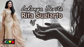 RITA SUGIARTO | LUKANYA DERITA | LYRICS VIDEO