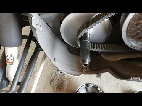 Clutch rattle driving me NUTS!!!   TY4stroke: Snowmobile Forum
