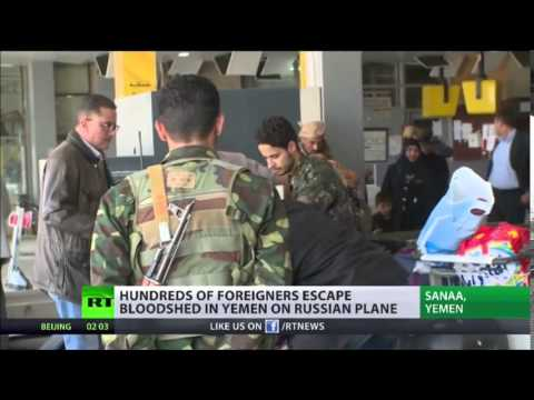 US, UK thank RUSSIAN for Evacuation Of their Citizens from YEMEN