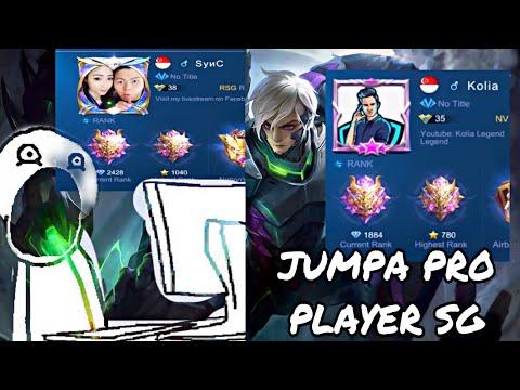 JUMPA PRO PLAYER SINGAPORE