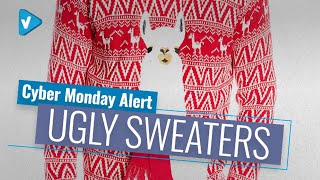 Christmas Sale Alert! Save Up To 35% On Top Ugly Holiday Sweaters