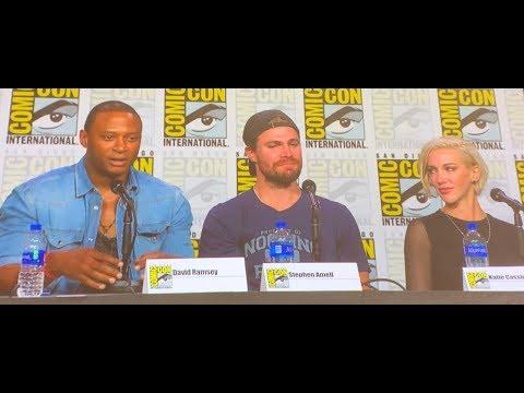 Arrow San Diego Comic Con 2019 Final Season Panel