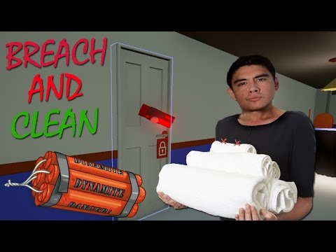 WORLD'S MOST EXPLOSIVE CLEANING SERVICE | Breach & Clean