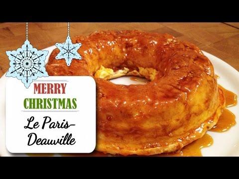 Le Paris-Deauville Du Chef Eric Frechon - Recette Dessert Noël