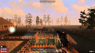 7 Days To Die Alpha 13 Ep: 18 Disappointment day 21 horde