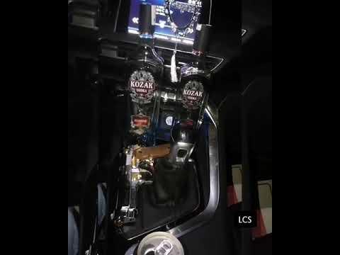 Araba da Gece Sürüşü  Alkol Silah Snap #1