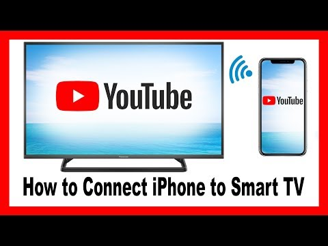 How do i connect my iphone to lg smart tv