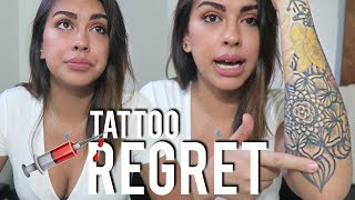 Tattoo Horror Story | Do I Regret My Half Sleeve?