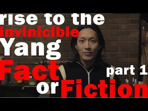TirEssence: Fact or Fiction ep1 Rise to the Invincible Yang part 1