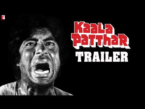 Kaala Patthar | Official Trailer | Amitabh, Shashi, Shatrughan, Rakhi, Parveen, Neetu | Yash Chopra