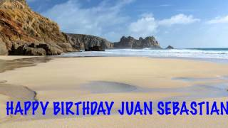 JuanSebastian   Beaches Playas - Happy Birthday