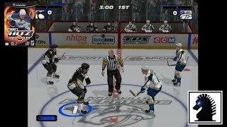 GC NHL Hitz 2003 - Stanley Cup 2017: Pittsburgh Penguins vs Nashville Predators