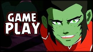 Young Justice Legacy - Beast Boy Gameplay!