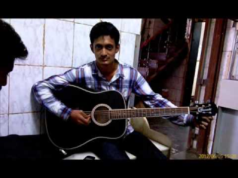 Wada Kar Le Sajna Guitar Instrumentals By ALI
