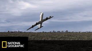 Symulacja pozwoliła na odtworzenie startu przeładowanego samolotu! [Katastrofa w przestworzach]