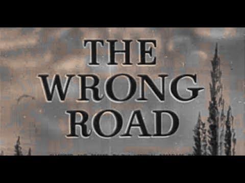 Noir Crime Drama B Movie- The Wrong Road