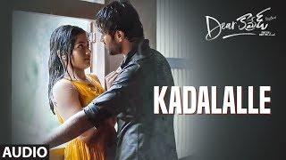 Kadalalle Full Audio Song   Dear Comrade Telugu   Vijay Deverakonda   Rashmika   Bharat Kamma