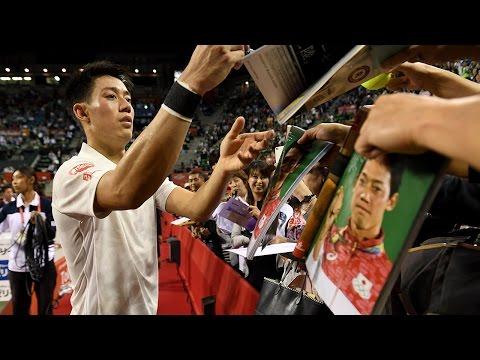 2016 Rakuten Japan Open, Tokyo: Monday Highlights ft. Nishikori & Cilic