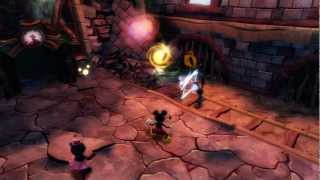 Disney Epic Mickey 2: The Power of Two — Oswald vignette
