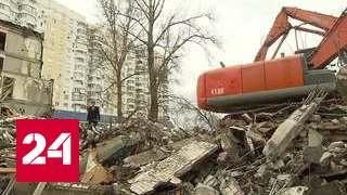 Итоги недели. Вести-Москва. Эфир от 23 апреля 2017 года