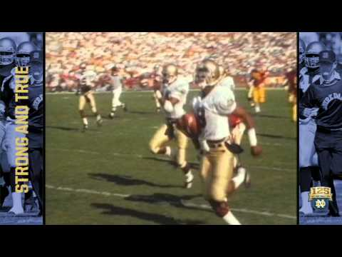 1988 vs. USC - 125 Years of Notre Dame Football - Moment #088