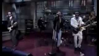 🎸 INXS - The Strangest Party (These Are The Times) - Live From The Late Show With David Letterman 🎸