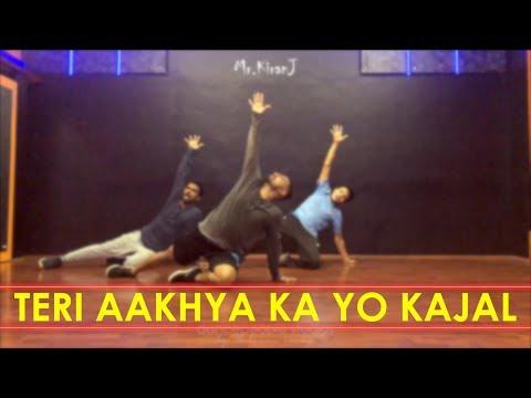 Teri Aakhya Ka Yo Kajal | Kiran J | DancePeople Studios