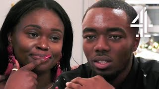 Telling Him You Want SIX KIDS on the First Date?! | First Dates