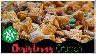 Christmas Crunch I DIY Christmas Gift