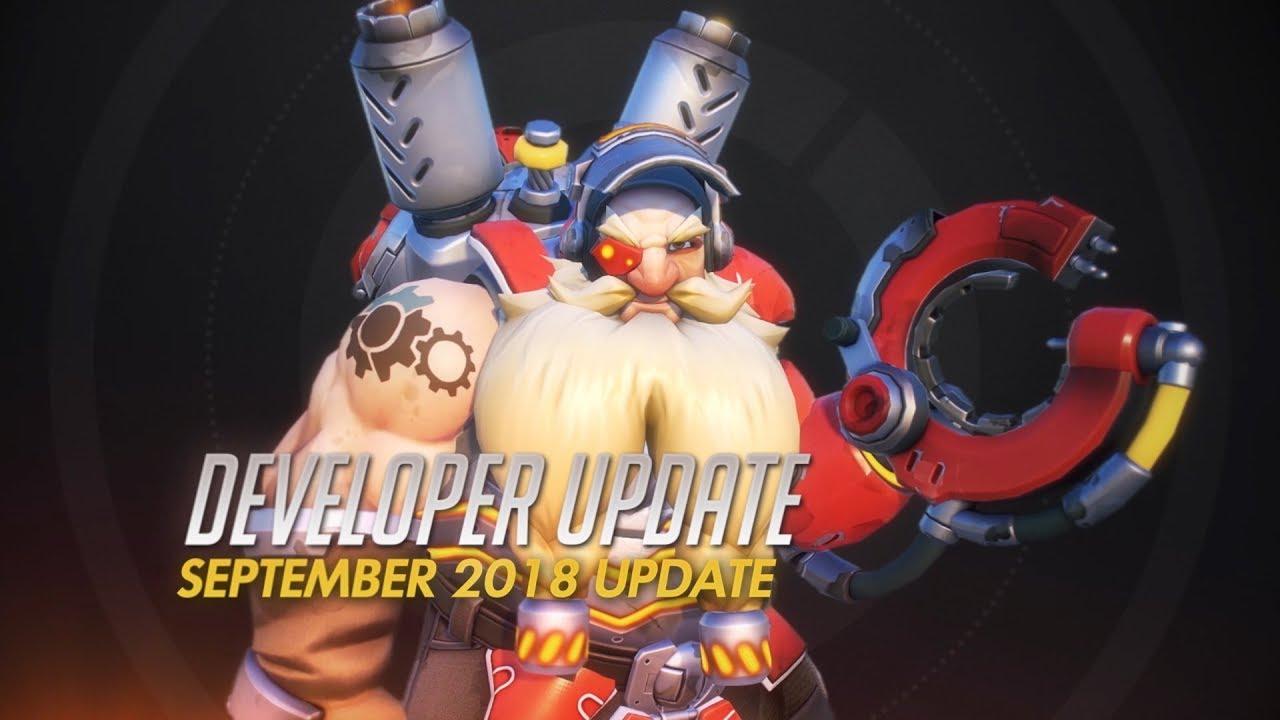 Developer Update | September 2018 Update | Overwatch (EU) Galerisi