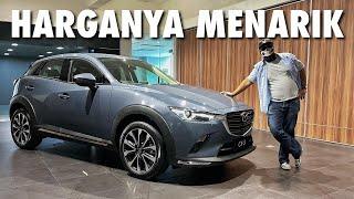 NEW Mazda CX-3   SEKARANG MURAH