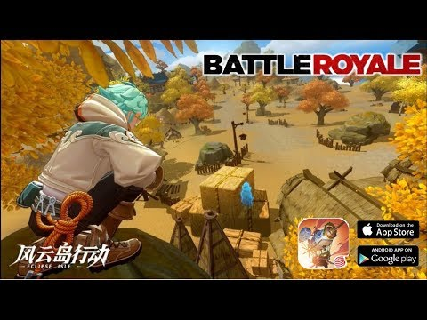 Eclipse Isle - Battle Royale Gameplay (Android) HD