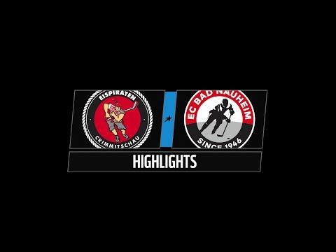 DEL2 Highlights 22. Spieltag | Eispiraten Crimmitschau vs. EC Bad Nauheim