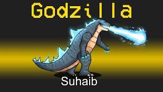 امونق اس بس تحولت الى جودزيلا!😱 (وحش مرعب!)☠️ - Among Us Godzilla