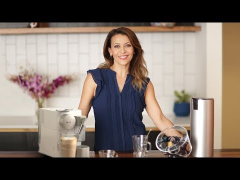 Sofie explores the Nespresso Lattissima One Machine