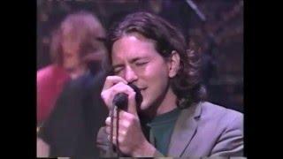 Pearl Jam - Hail Hail - 9/20/96 - Letterman ( UPGRADE!!! ) HQ
