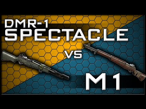 DMR-1 Spectacle vs M1 in Infinite Warfare (Is it Worth 4k Salvage?)