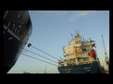 SHIPPING ARZEW ALGERIA SEA