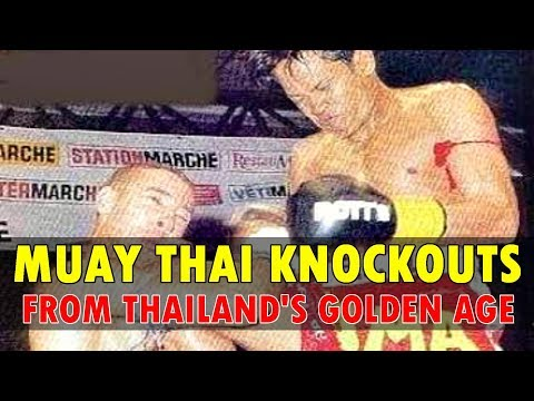 Knockouts From Thailand's Golden Age