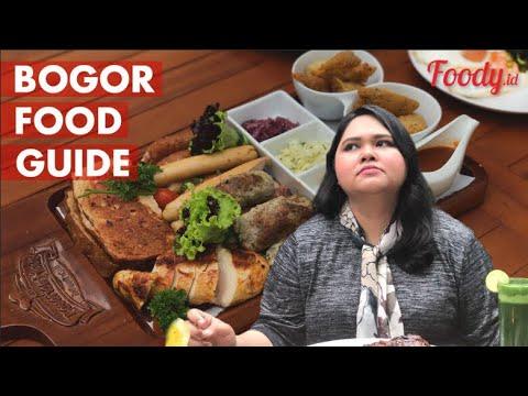 Bogor Food Guide | Foody Indonesia