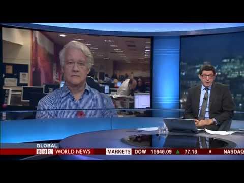 Islamic finance 29 Oct 13, BBC World ('Global'; Jon Sopel)