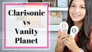 CLARISONIC vs. VANITY PLANET | LuxMommy