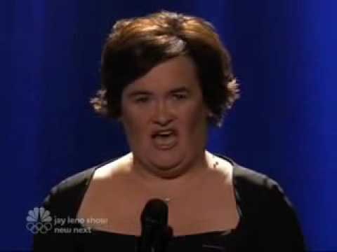 SUSAN BOYLE Wild Horses America's Got Talent 2009 ...