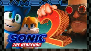 Sonic Movie 2 is Coming! Paramount and SEGA Confirmed Sequel in the Works!