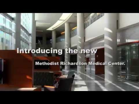 Welcome to the New Methodist Richardson Medical Center!