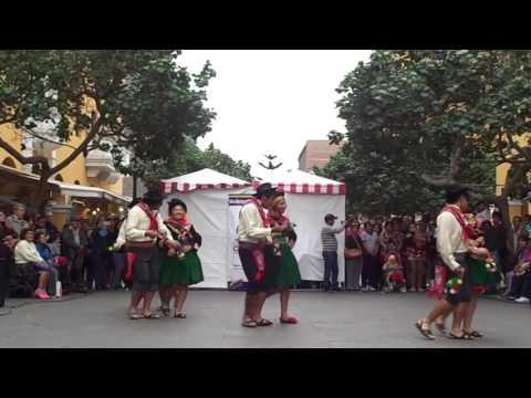 CZDUNI Danzas en la Municipalidad de Lima